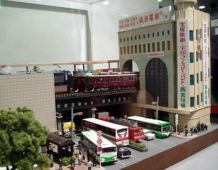 070827_三宮駅模型