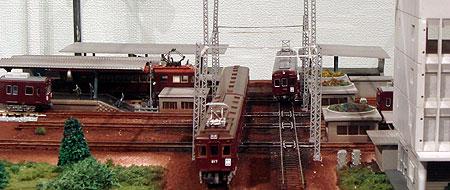 070827_西宮北口駅模型