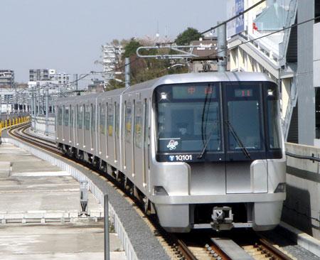 080405_横浜市交通局グリーンライン・10000形