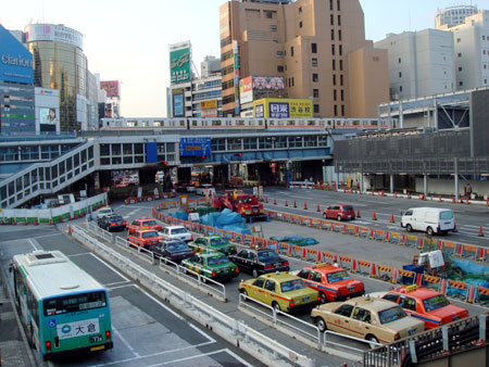 080721_渋谷駅地上