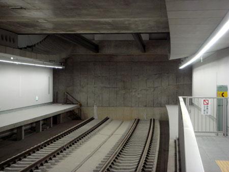 080721_副都心線渋谷駅