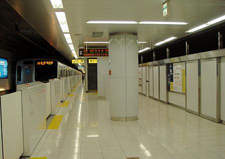 080724_東新宿駅