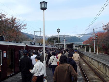 081118_嵐山駅