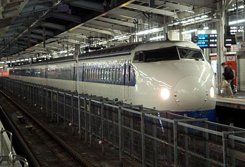 081126_0系新幹線・新大阪駅