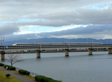 081214_0系・神崎川橋梁