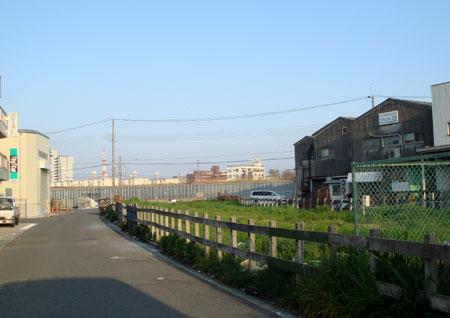 090412_JRおおさか東線建設予定地