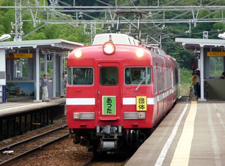 090711_7700系・上野間駅