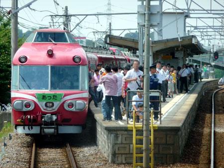 090712_7000系パノラマカー・阿久比駅
