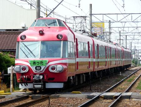 090712_7000系パノラマカー・巽ヶ丘駅