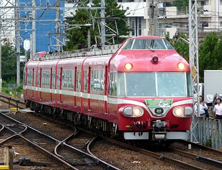 090808_7000系パノラマカー・知立駅
