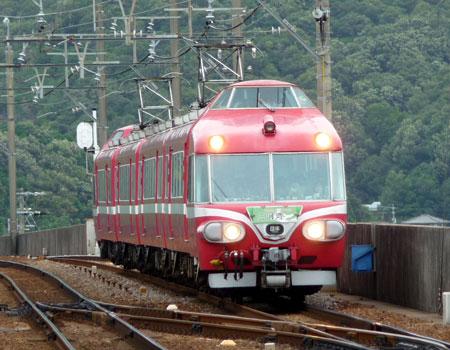 090809_7000系パノラマカー・本宿駅