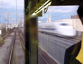 091206_臨時直通列車車内から・新幹線