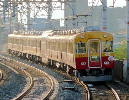 100916_京阪旧3000系・西三荘