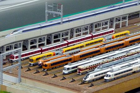 101113_きんてつ鉄道まつり2010・鉄道模型