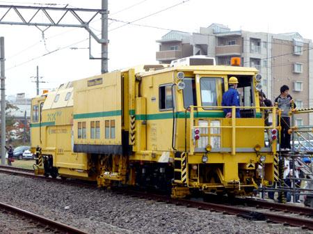 101113_きんてつ鉄道まつり2010・保線車両