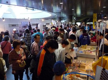 111016_駅祭ティング2011 in OCAT・物販