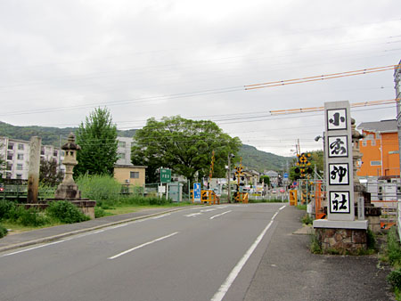120501_阪急京都線 調子踏切道