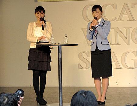 121014_駅祭ティング2012 in OCAT・斉藤雪乃・生田展子