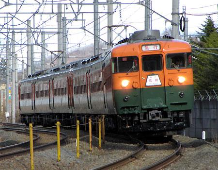 130407_169系・急行信州・軽井沢−中軽井沢間