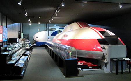140320_交通科学博物館・0系新幹線・ML-500形リニアモーターカー