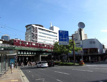 140814_阪急神戸線・神戸三宮駅