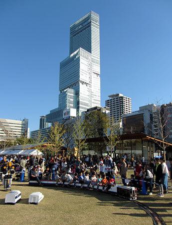 151018_駅祭ティング2015 in 天王寺公園