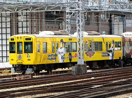 151111_阪神9000系「Yellow Magicトレイン」