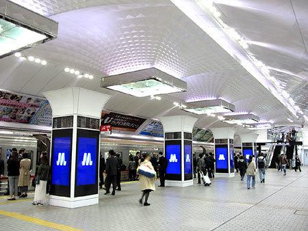 180405_オオサカメトロ梅田駅