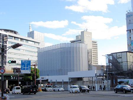 180613_神戸阪急ビル東館工事