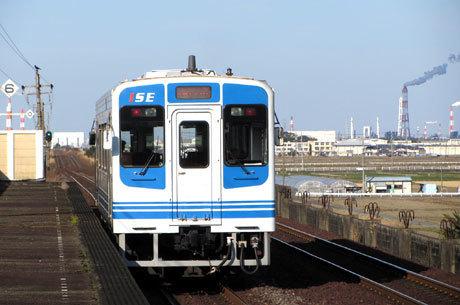 200202_伊勢鉄道・鈴鹿駅